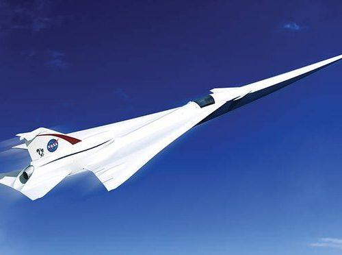 Una settimana di… aereo di linea supersonico