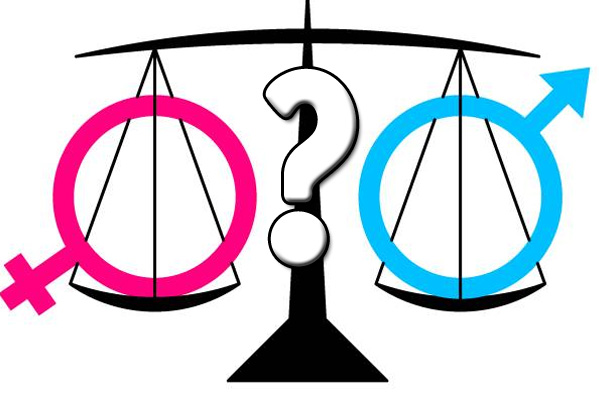 Parità sessuale: solo all'occorrenza