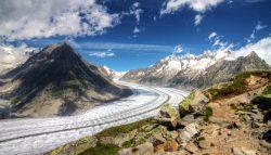ghiacciaio-aletsch-svizzerathinkstock