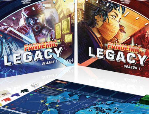 Pandemic: Legacy, il miglior gioco da tavolo di sempre