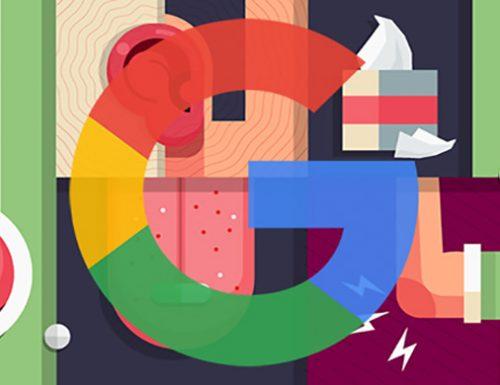 La tentazione della diagnosi fai-da-te consultando Google