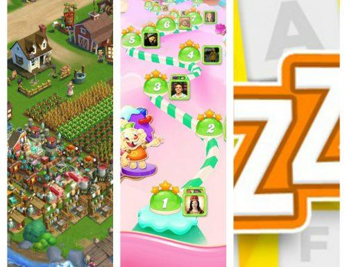 Chi gioca ancora con Farmville, Candy Crush o Ruzzle?