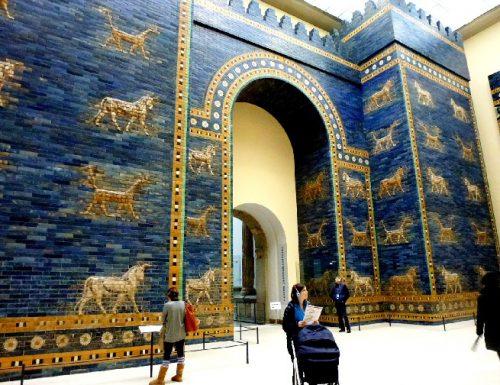 La Porta di Ishtar, l'apice dello splendore dell'antica Babilonia