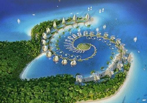 Nautilus, eco-turismo e bioarchitettura