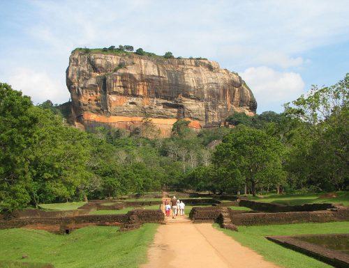 Sigiriya: la cittadina dello Sri Lanka interamente scolpita nella pietra
