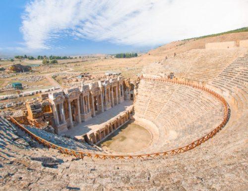 """Come funzionavano le """"porte dell'Inferno"""" dei Romani"""